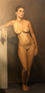 Oil on Linen 18x36